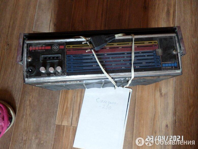 Радиоприемник Spidola-230-1 по цене 750₽ - Радиоприемники, фото 0