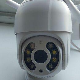 Камеры видеонаблюдения - Умная Wi-Fi IP камера уличная 3 Мп, 0