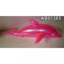 Рекламные конструкции и материалы - Надувная фигура Розовый дельфин 53x18x29см, 0
