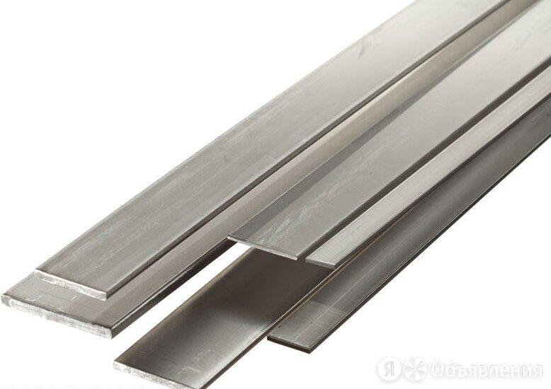 Полоса стальная 100х5 мм L=6 м ст. 3сп ГОСТ 103-2006 по цене 37430₽ - Металлопрокат, фото 0