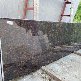 Облицовочный камень - Гранит Тан браун , 0