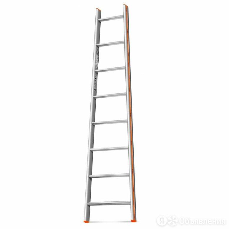 Приставная лестница Эйфель Комфорт-Профи-Пирамида 9 ступеней по цене 5887₽ - Камины и печи, фото 0