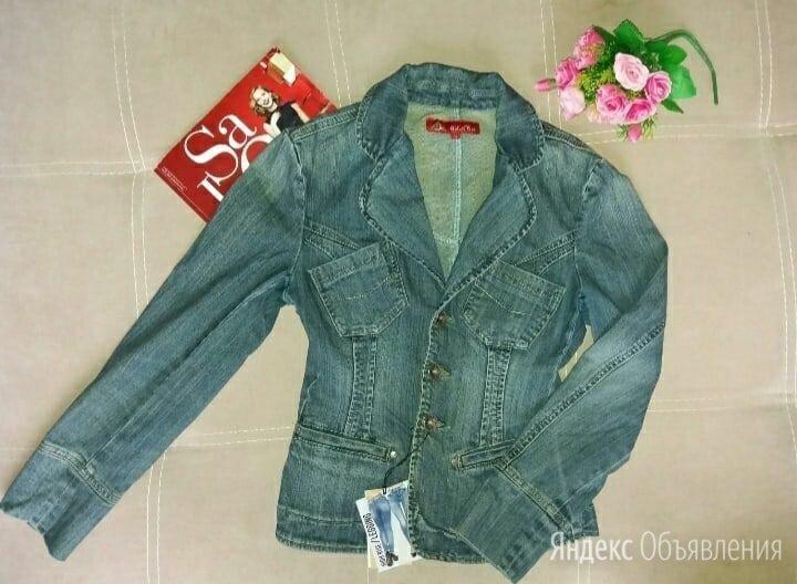 Новая джинсовка по цене 750₽ - Пиджаки, фото 0