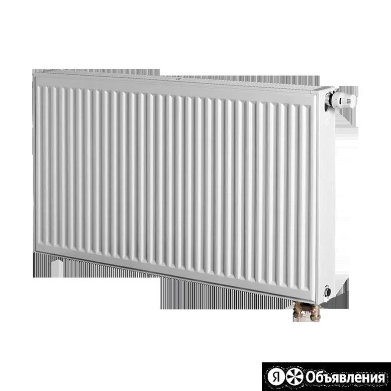 Kermi Радиатор стальной панельный KERMI Profil-V FTV 11/300/1400 правое подкл... по цене 8428₽ - Уголки, кронштейны, держатели, фото 0
