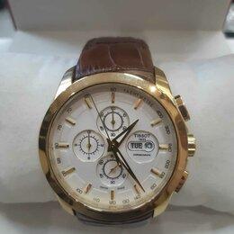 Наручные часы - наручные мужские швейцарские Тиссот, новые, 0
