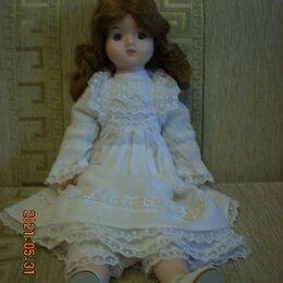 Фигурки и наборы - Французская  фарфоровая кукла MUNDIA, 0