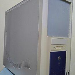 Настольные компьютеры - Компьютер 2ядра/2GB/80GB/VC 128MB/300W/NET/Audio/WIN 7 32bit, 0