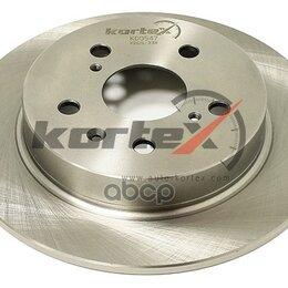 Тормоза - Диск Торм. Suzuki Sx4 06- Зад.(D=278mm)(Венгрия) KORTEX арт. KD0547, 0