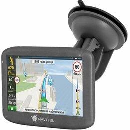 GPS-навигаторы - Навигатор NAVITEL E505 MAGNETIC, 0