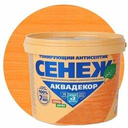 Антисептики - Аквадекор СЕНЕЖ Х2 9кг, 0