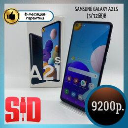 Мобильные телефоны - Samsung Galaxy A21s (3/32GB), 0