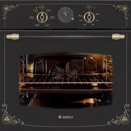 Духовые шкафы - Духовой шкаф независимый электрический GEFEST ЭДВ ДА 602-02 К93, 0