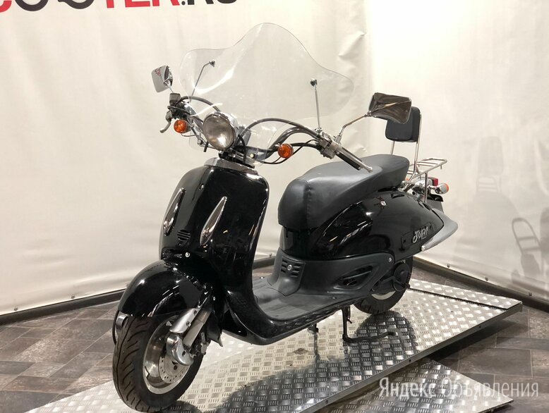 Скутер Honda Joker 1998г.в. по цене 109500₽ - Мото- и электротранспорт, фото 0