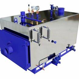 Парогенераторы - Промышленный парогенератор  10 бар 150-10000 кг/ч, 0
