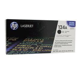Картриджи - Комплект оригинальных картриджей HP 124A, 0