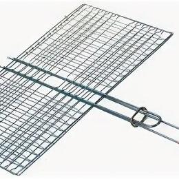 """Решетки - Решетка-гриль """"Picnic"""", плоская, 45х25 см, 0"""