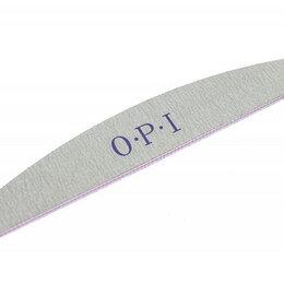 Пилки - Пилка OPI 100/120 OPI nail Пилка OPI лодочка 100/120 грит Пилка OPI 100/120, 0