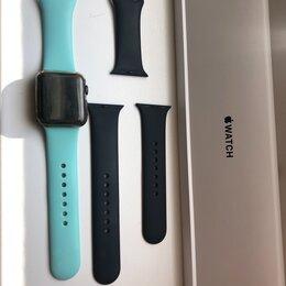 Умные часы и браслеты - Apple Watch 3 38mm, 0