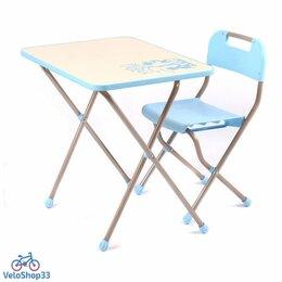 Столы и столики - Комплект детской мебели Ника в стиле Ретро КПР/1, 0