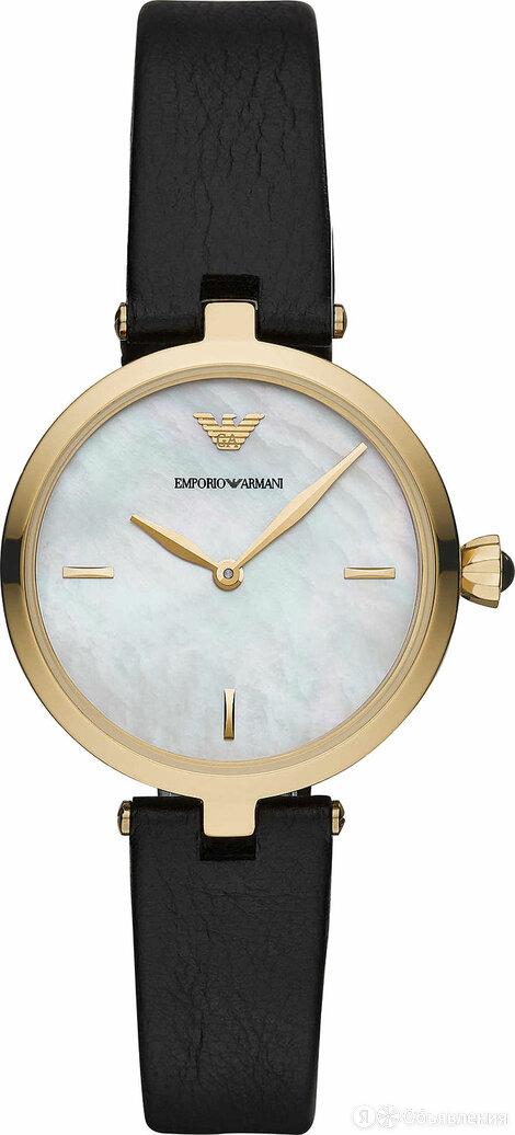 Наручные часы Emporio Armani AR11200 по цене 11890₽ - Наручные часы, фото 0