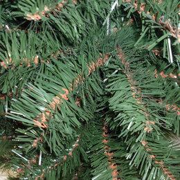 Ёлки искусственные - Искусственная елка зелёная (коричневые ветки) 120с, 0