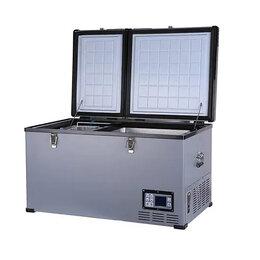 Холодильники - Автомобильный BCD80 Холодильник замораживателя компрессора, 0