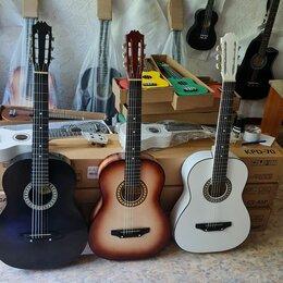 Акустические и классические гитары - Гитара русская акустическая новая, 0