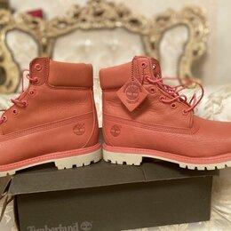 Ботинки - Timberland Premium настоящие 41.5 ок.27см ботинки, и вышлем: почтой или ТК, 0