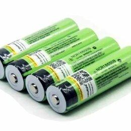 Батарейки - Оригинальные Panasonic NCR 18650 с защитой, 0