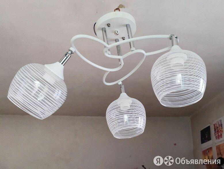 Новая люстра по цене 1800₽ - Люстры и потолочные светильники, фото 0