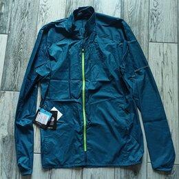 Куртки - Ветровка Salomon Agile Wind JKT M, 0