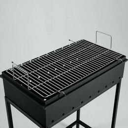 Решетки - Решетка Баварская, нержавейка 30 х 60 см, 0