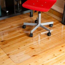 Компьютерные кресла - Защитный коврик для комьтерного кресла 1 мм, 1000*1000 мм, 0