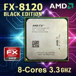 Процессоры (CPU) - Мощнейший 8 ядерный процессор amd fx 8120, торг, обмен на ваш с доплатой, 0