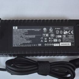 Аккумуляторы и зарядные устройства - Блок питания HP 7.4x5.0мм с иглой, 135W (19V, 7.1A) без сетевого кабеля, 0