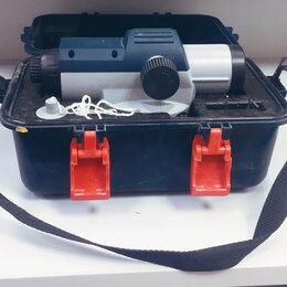 Измерительные инструменты и приборы - Оптический нивелир Bosch GOL 20 D Professional (0601068400), 0