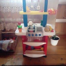 Игрушечная еда и посуда - Игровой набор кухня , 0