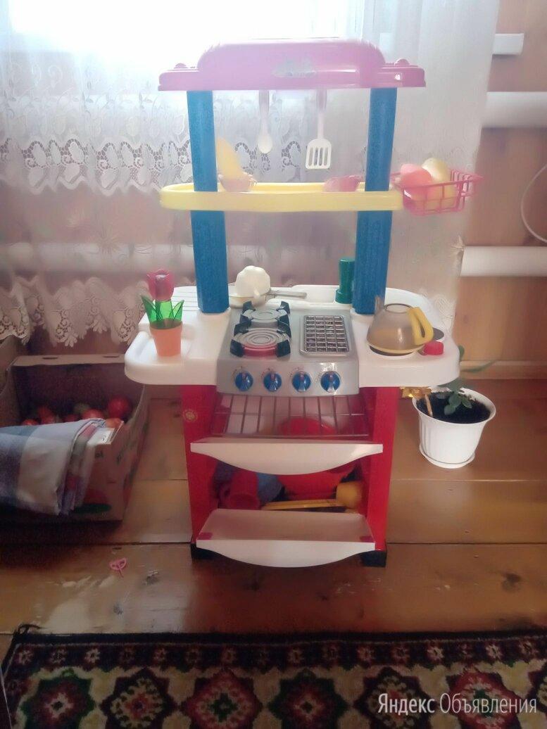 Игровой набор кухня  по цене 1500₽ - Игрушечная еда и посуда, фото 0