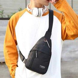 Дорожные и спортивные сумки - Нагрудная сумка через плечо муж жен , 0