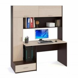 Компьютерные и письменные столы - Компьютерный стол новый КСТ-17, 0