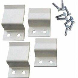 Уголки, кронштейны, держатели - Кронштейн для москитной сетки металлический (…, 0