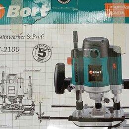 Фрезеры - Фрезер BORT BOF-2100, 0