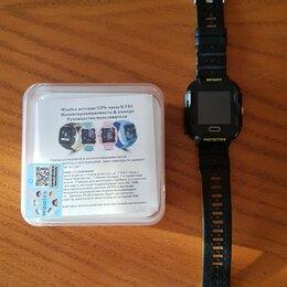 Умные часы и браслеты - Детские умные GPS-часы Wonlex KT03, 0