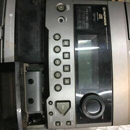 Музыкальные центры,  магнитофоны, магнитолы - Музыкальный центр pioneer xr-p170c-g.Daewoo xm-225e, 0