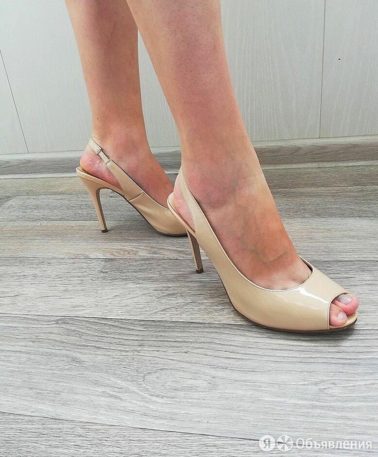 Туфли женские пудрового цвета по цене 1300₽ - Босоножки, фото 0