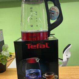 Электрочайники и термопоты - Электрочайник Tefal Glass Kettle KI520530, 0