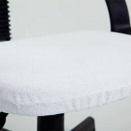 """Чехлы для мебели - Махровый чехол на стул мастера со спинкой """"Стар"""", 0"""