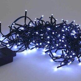 Ёлочные украшения - Гирлянда  3,9м мишура холодный свет Эра, 0