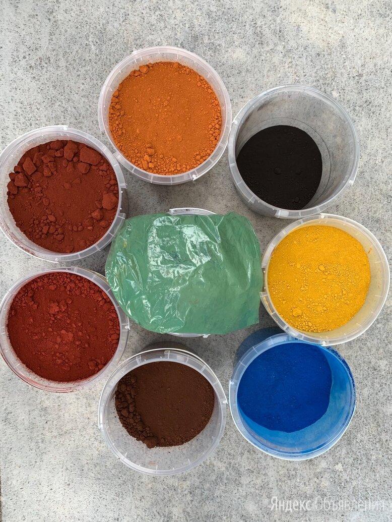 Пигмент для камня по цене 550₽ - Краски, фото 0