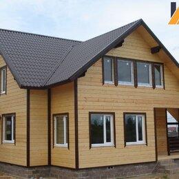 Готовые строения - Каркасный дом кд-395 112.7м², 0